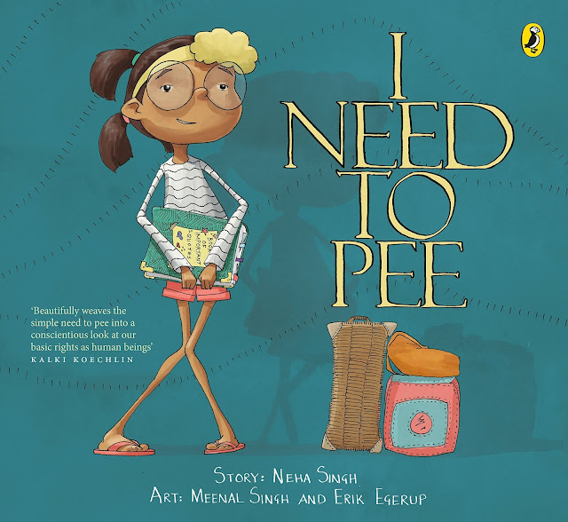 The Right to Pee: Lessons from a Children's Book