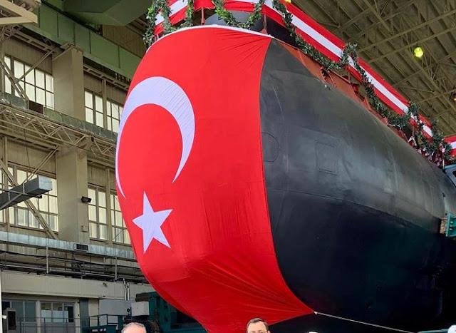 Турки спустили