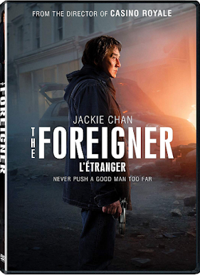 The Foreigner [2017] [DVD R2] [PAL] [Castellano] [DVD9]