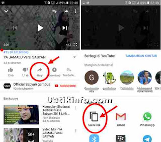 download video di youtube android