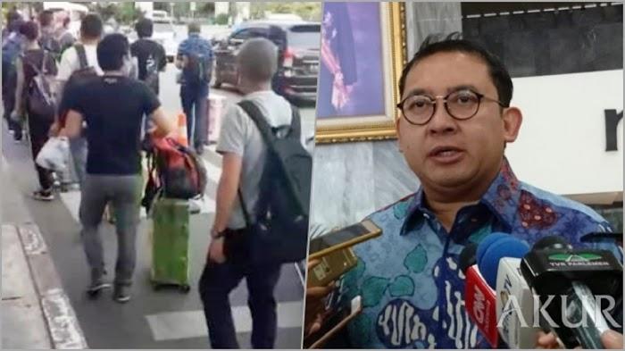 Mudik Dilarang WNA China Terus Datang, Fadli Zon: Diskriminasi terhadap WNI