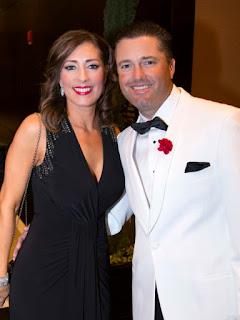 Ryan Palmer With His Wife Jennifer Palmer