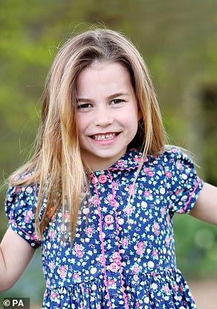 happy birthday charlotte 6 years old