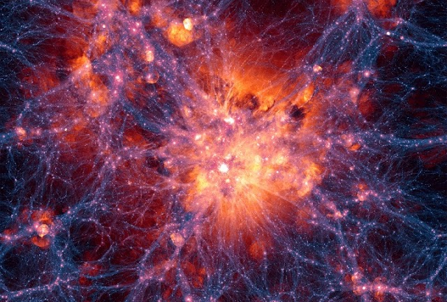 Universe's Dark Matter Map Reveals Cosmic Voids Where Laws of Physics Seem not to Apply
