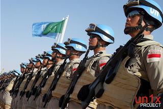 30 Tentara Hantu Indonesia Kalahkan 3.000 Gerilyawan Kongo