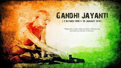 Gandhi Jayanti Funny Images