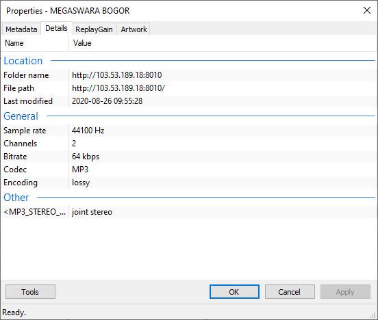 Radio Megaswara 100.8 FM Bogor Info