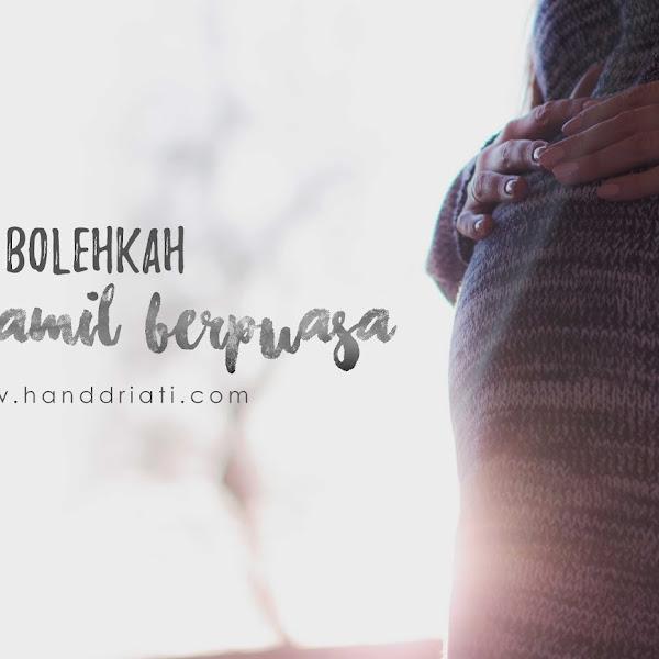 Persiapan Ibu Hamil Menyambut Bulan Puasa Ramadhan