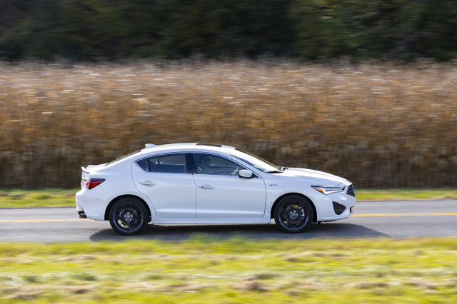 2021 Acura ILX Review