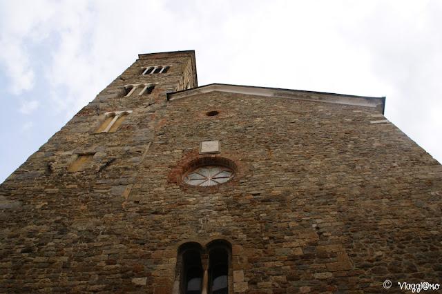 La Pieve di Sant'Andrea è l'edificio religioso più antico di Sarzana
