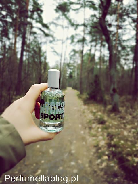 męskie perfumy opportune sport