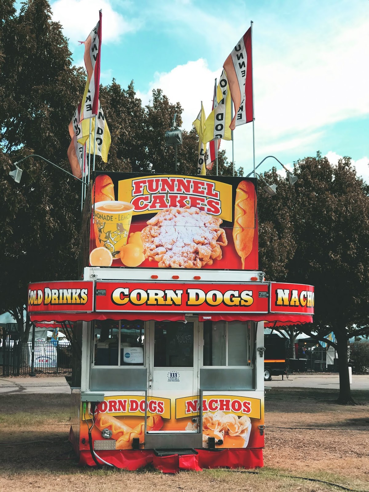 Corndogs, Pickles And Cotton Candy OH MY!