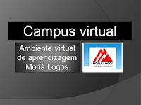 Campus Virtual - Moriá Logos.