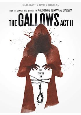 The Gallows Act II [2019] [DVD R1] [Latino]