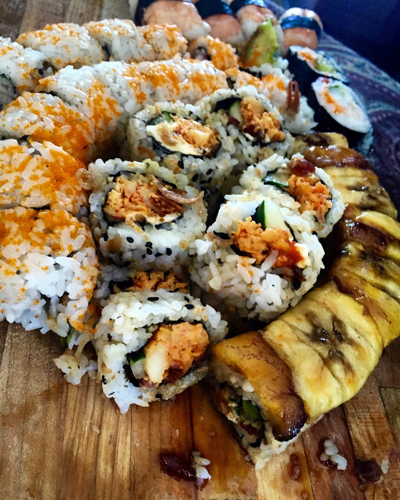 Sushi Hells Kitchen: Sip And Savour Rochester