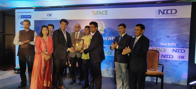 Best cold chain award