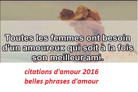 Citations D Amour 2016 Belles Phrases D Amour
