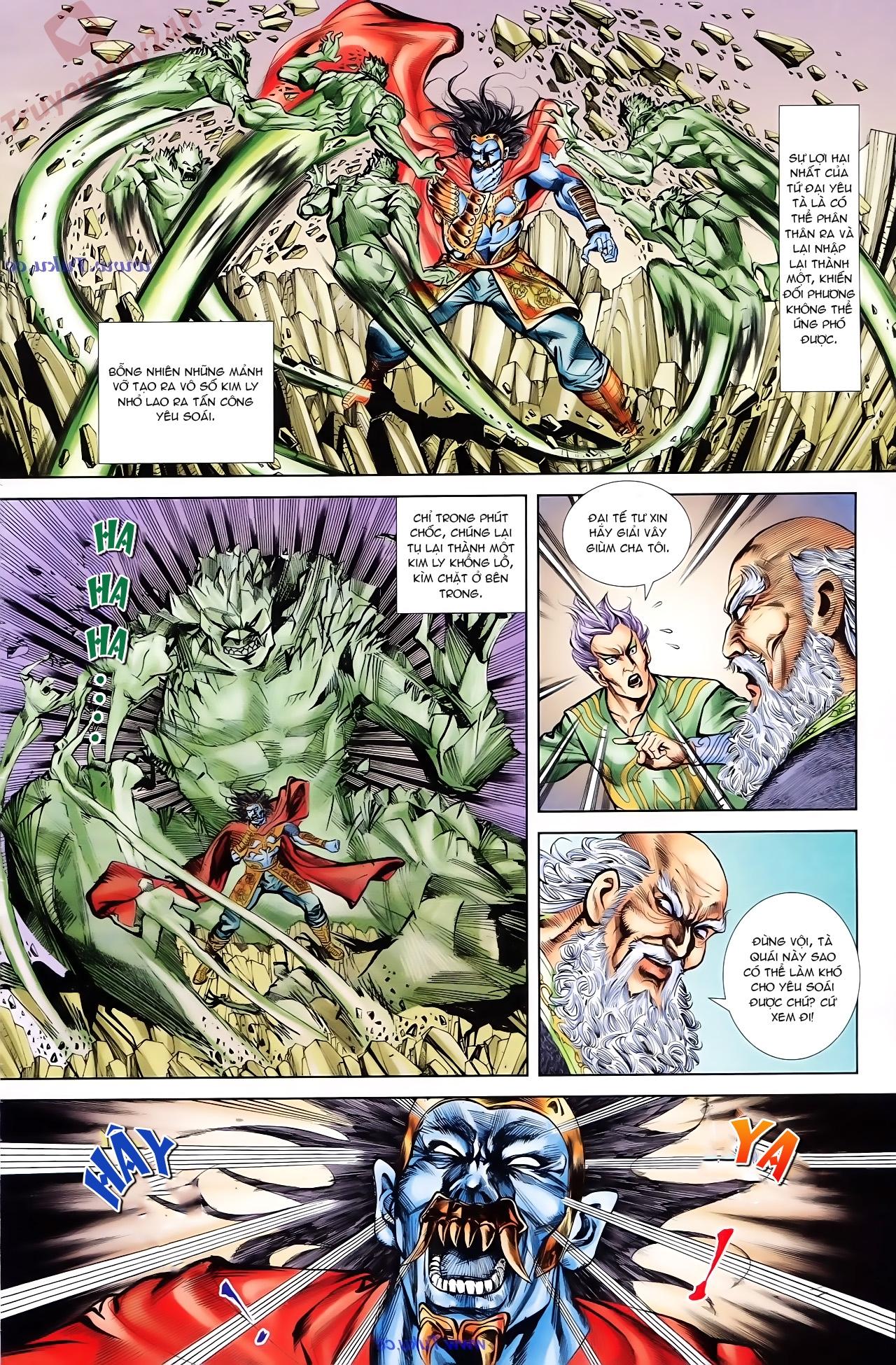Cơ Phát Khai Chu Bản chapter 77 trang 11
