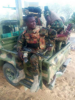 Onah john Ali, Nigeria soldier, Boko haram, Killed, Crime,
