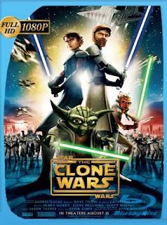 Star Wars La Guerra De Los Clones (2008)HD [1080p] Latino [GoogleDrive] SilvestreHD