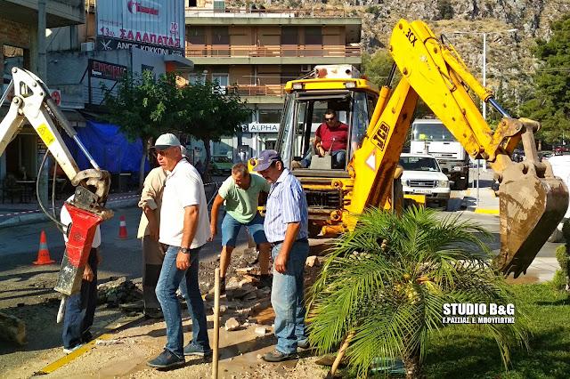 ΚΚΕ Αργολίδας: Απαιτούμε ποιοτικό, αρκετό και φθηνό νερό για όλους τους κατοίκους