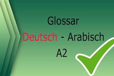 Glossar Deutsch - Arabisch A2 Free Download