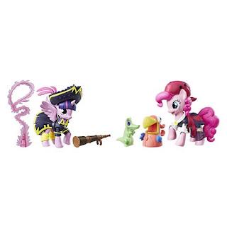 MLP The Movie Guardians of Harmony Twilight Sparkle and Pinkie Pie