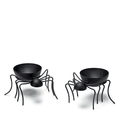 Avon - Set of 2 Mini Spider Bowls