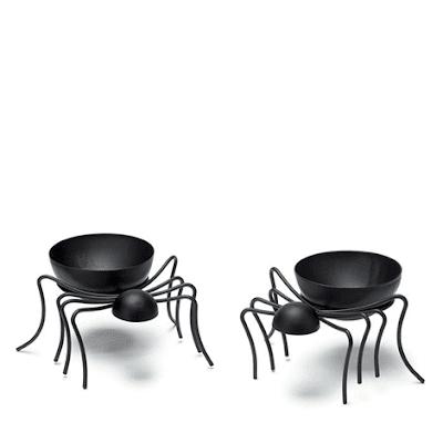 Avon - Set of 2 Mini Spider Bowls