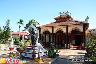 Đền thờ Nguyên Trung Trực - Phú Quốc