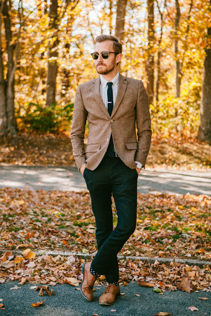 What To Wear To A Fall Wedding Men