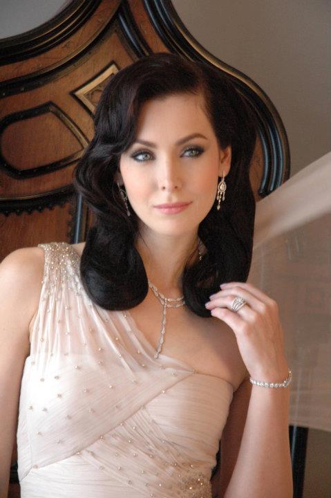 Natalie Glebova, Miss Universe 2005 , para StarFashion Magazine