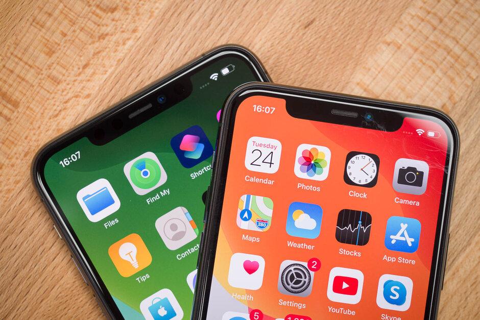 أجهزة اي فون 2020 ستاتي بدون نوتش و تطورات كبيرة على Face ID