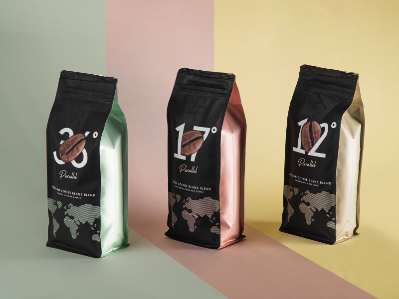 Parallel Coffee Packaging by Coffee Mate Group