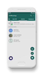 LtdWhatsApp with Live chat room next update