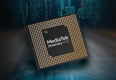 Processor Realme X7 Pro