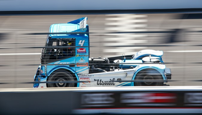 Motor FPT Cursor 13 acelera na grande final da Copa Truck em Interlagos