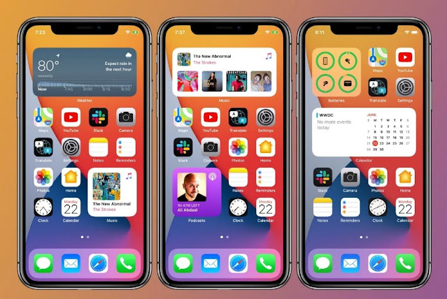 Apple iPhone-iOS 14 : iPhone Can Be a Car Key, These New iOS 14 Features