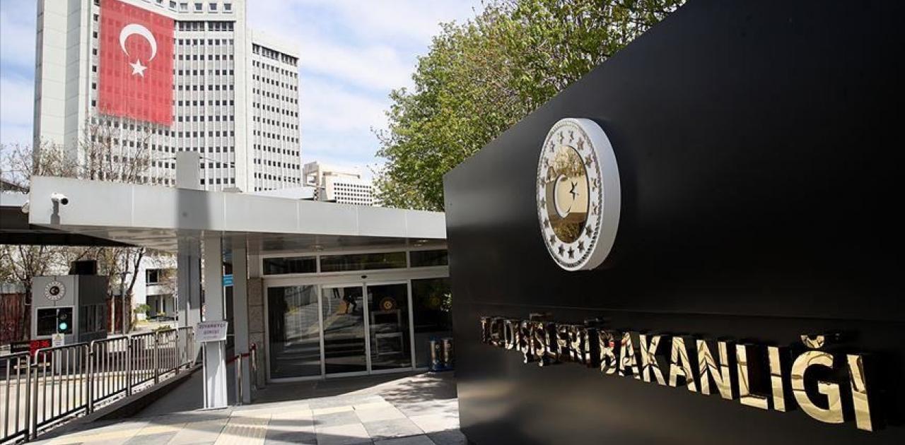 Διαμαρτυρίες τουρκικού ΥΠΕΞ για σύνθημα στο σπίτι του ψευτομουφτή Ξάνθης