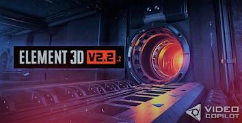 Video Copilot Element 3D 1.6 Torrent Download