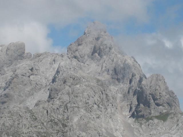 Rutas Montaña Asturias: Vistas de La Peña Santa desde Cima del Canto Cabronero