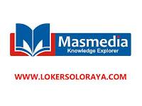 Loker Kartasura di Penerbitan dan Percetakan PT Masmedia Buana Pustaka