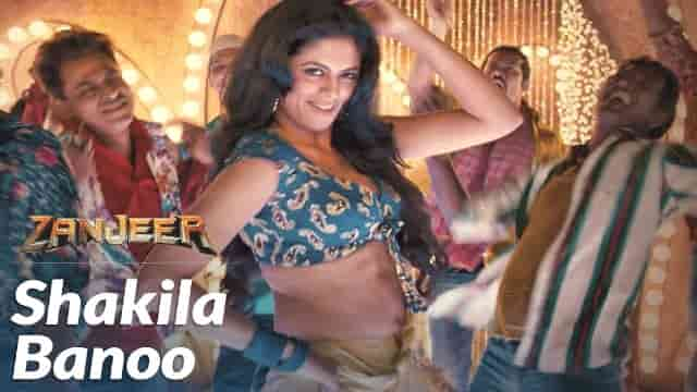 Shakila Banoo Lyrics - Zanjeer, Shreya Ghoshal, HvLyRiCs