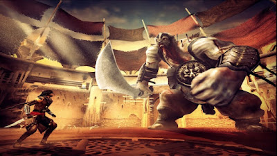 Prince Of Persia: The Two Thrones Highly Compressed