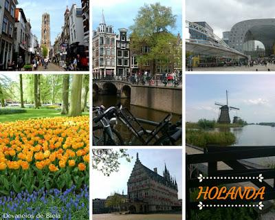 Roteiro pela Holanda, além de Amsterdam