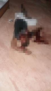 Homem é assassinado a tiros no Bairro Vieira Neto em Lago da Pedra