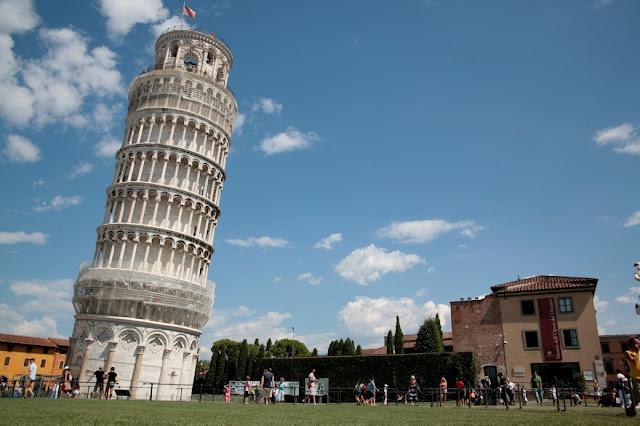 Principais pontos turísticos da Itália