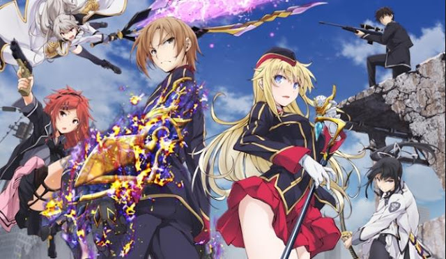 Qualidea Code - Top Best anime by A-1 Pictures List
