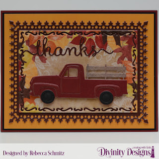Paper Collection: Follow the Son Custom Dies: Pickup Truck, Thanks, Lavish Layers