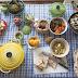 Baharın Renkleri Mutfaklarınıza Taşınıyor...